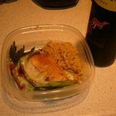 Chicken Teriyaki with Asparagus
