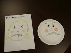 Anger management activity from Seeing Red:  An Anger Management and Peacemaking Curriculum for Kids.  Pinned from the Elementary School Counselors Blog.  Center Point is more than happy to come into your elementary school and facilitate Seeing Red if you are in the Hall County, or Gainesville City School systems.