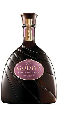 For the Business Associate: Godiva Chocolate Liqueur