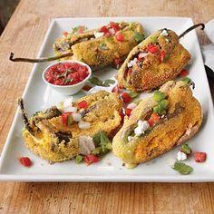 Chiles Rellenos | CookingLight.com
