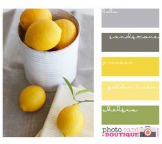 Delish color scheme.