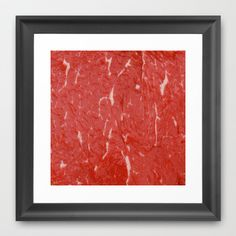 Carnivore Framed Art Print by pixel404 - $34.00