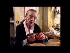 Louise Bourgeois - Peels an Orange