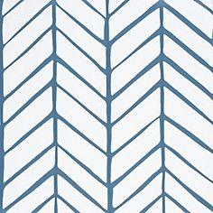 Feather Wallpaper – Denim