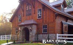 house barn!