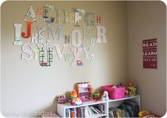 Nap Time Crafters: Dr. Seuss Play Room