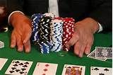 Players who almost always continuation bet on the flop (80+%) are just asking to be check-raised! #pokertips