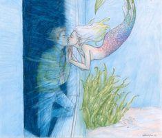 * mermaid kisses