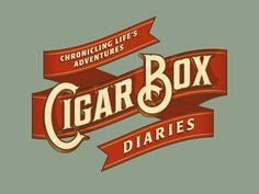 Cigar Box Diaries by Alex Rinker