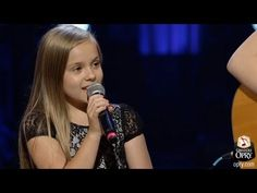 """▶ Lennon and Maisy - """"Hard Times Come Again No More"""" Live at the Grand Ole Opry - YouTube"""
