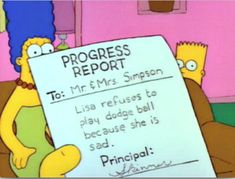 """30 Hilarious """"Simpsons"""" SightGags"""
