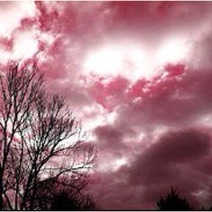pink cloud, place