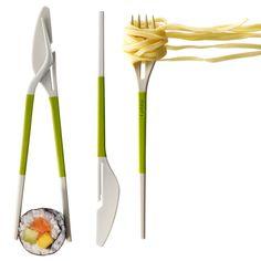 Knife & Fork Chopstick