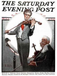 Saturday Evening Post - 1923-04-28 (Norman Rockwell)