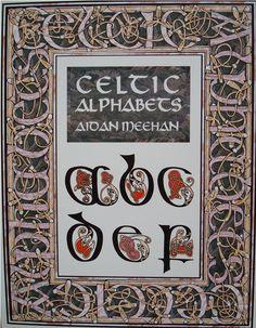 Caligrafía celta