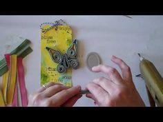 Zipper Trim Butterfly Tutorial