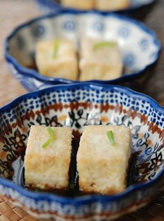 Crispy Fried Tofu: #EZTofuPress