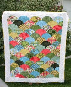 Crazy Old Ladies Quilts: Clambake - a Tutorial