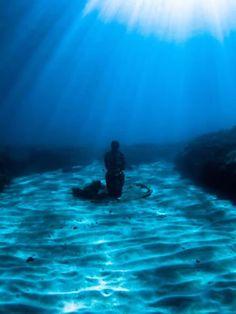 Jason de Caires Taylor - Sienna - Depth 5m. Grenada, West Indies.