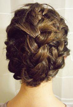 Hair Tutorial : Triple Braid