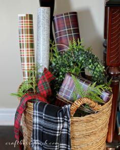 Craftberry Bush: Deck the Halls - Holiday House Walk 2013 - Stop 30