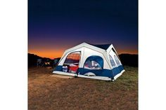 Northpole® Tent with Porch 15 x 15 Feet - Three Rooms    Retail Price: $249.99    Yugster Price: $144.97  Your Blue Diamond Price $139.97