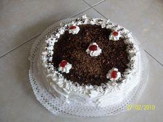 Torta Fria de Chocolate