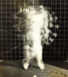 Spacesuit Motion