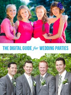 Times have changed. Here's the ultimate digital resource for your modern wedding.