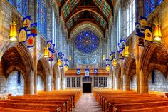 The Cathedral of St John the Evangelist in Spokane, Wa.