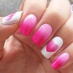 VALENTINE by cprieto7708 #nail #nails #nailart