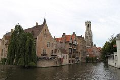 chips, dogs, chocolates, boats, art, bruges, belgium, bruge canal, place