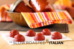How To: The Easiest Way to Store Leftover Tomato Paste from The Slow Roasted Italian