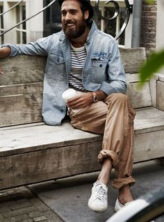 Scotch and Soda - Ams Blauw collection