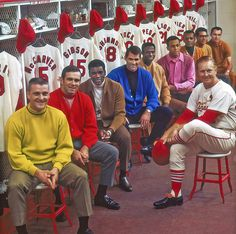 1968 St. Louis Cardinals - The first Million Dollar Team