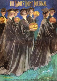 Ladies Home Journal Witches