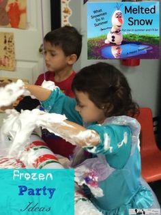 Plan your Frozen party with cool and awesome games, check out our fun party ideas.