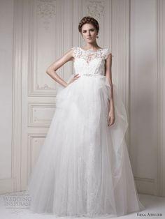 Ersa Atelier Wedding Dresses 2013 — Make Way for the Queen Bridal Collection | Wedding Inspirasi