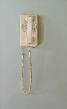 I spent many hours on this kind of phone, talking to my friends from high school, back in the 60's!