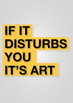 """it's Art""@K D Eustaquio Kiwi ( Zé Sousa)"