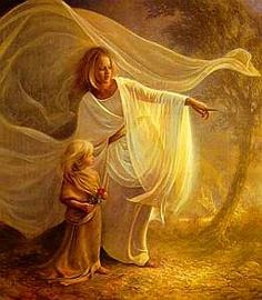 Heavenly Hands by Greg Olsen