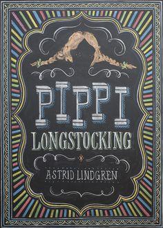 Upcoming Dana Tanamachi Pippi Longstocking cover for Penguin. Love her work, so excited!