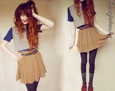 hairstyles, fashion, hair colors, dreams, hairstyl inspir, art, socks, tights, knight