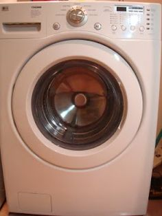 Washer Cleaning