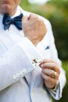 A Life Well Suited: Awesome Cuffs