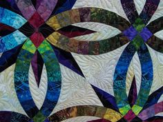Bali Bed Runner~Quiltworx.com, made by Quilters Market