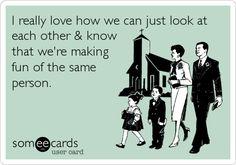 Hahaha. True.