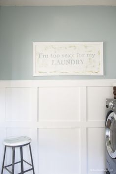 i have found my laundry room art!!