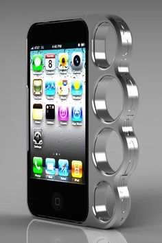 Brass Knuckles Iphone Case
