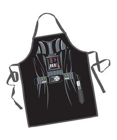 Another great find on #zulily! Star Wars Darth Vader Apron #zulilyfinds